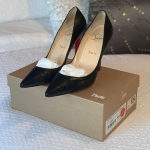 Christian Louboutin Apostrophy Pumps 100mm Size 8